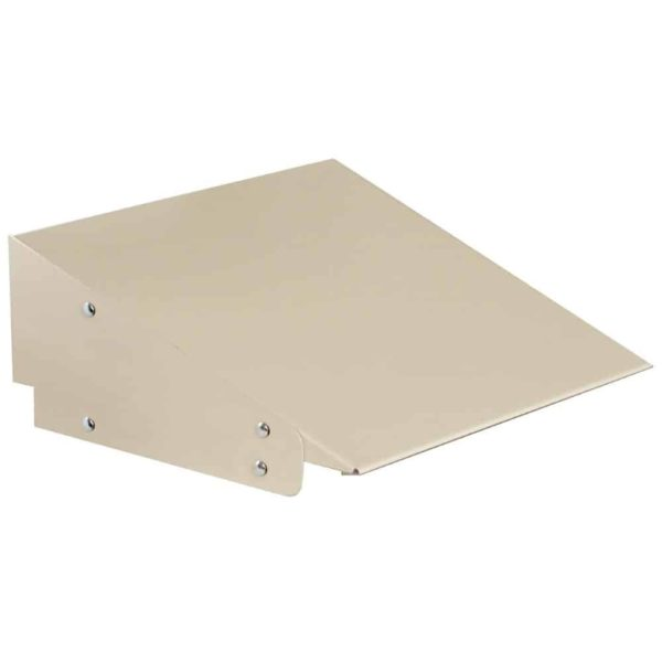 lyon locker accessories slope top kit one wide putty